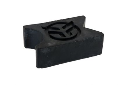 Federal Wax Block With Box - Black